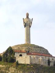 Cristo del Otero ( Palencia )