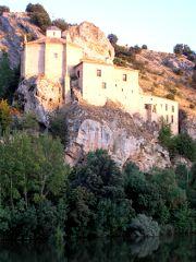 Ermita de San Saturio ( Soria )