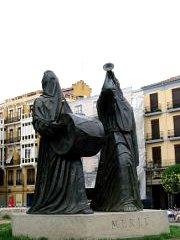 Monumento a la Semana Santa ( Zamora )